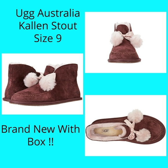 485c0117298 Ugg Kallen Stout Size 9 Brand New! NWT